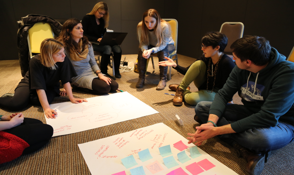 Participatory Workshop: Undoing Ontology of the Poor